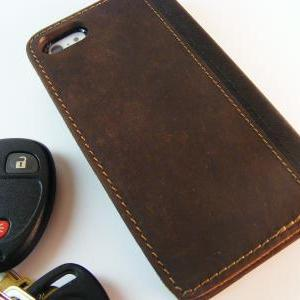 Leather Premium Pocket Book Case fo..